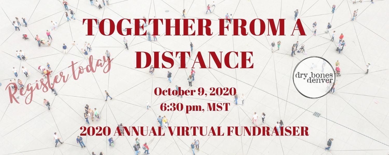 2020 Virtual Fundraiser Event