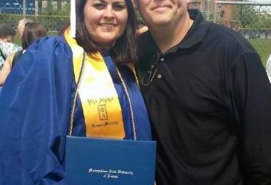 Candace Graduation