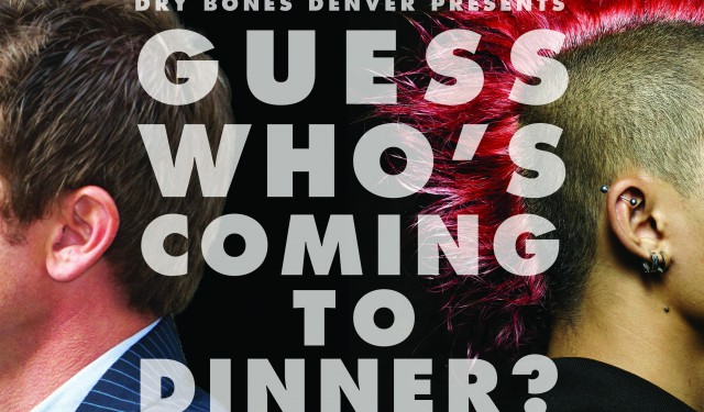 Guess Who's Coming to Dinner? Fundraiser Event